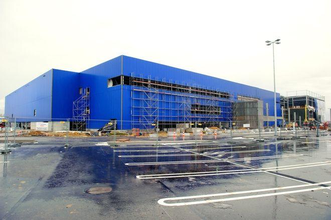 Otwarcie nowego sklepu IKEA planowane jest na wiosnę