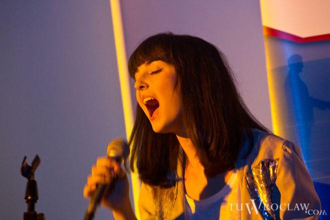 Jedną z gwiazd będzie uatlentowana piosenkarka - Marcelina