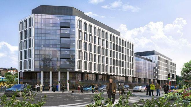 Echo Investment sprzedało biurowiec przy zbiegu Swobodnej i Borowskiej