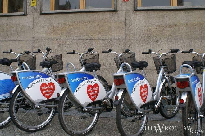 Stacji roweru miejskiego chcieliby na swoich osiedlach mieszkańcy Kozanowa i Gądowa