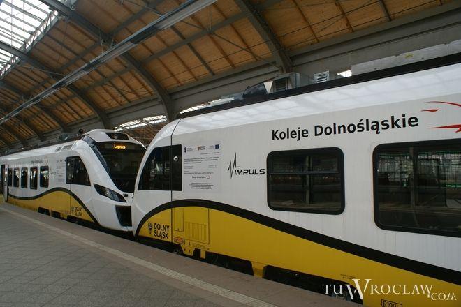 Koleje Dolnoślaskie dysponują nowoczesnym taborem