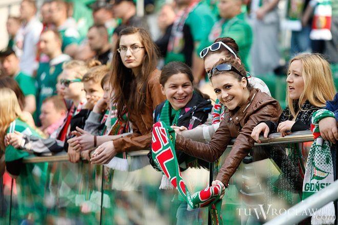 Śląsk ma bardzo wielu fanów w młodym wieku