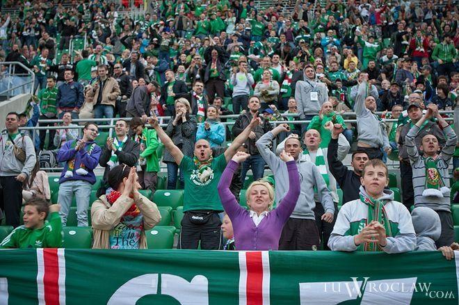 To już pewne: Śląsk Wrocław nowy sezon Ekstraklasy zacznie na własnym stadionie