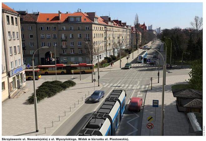 W 2015 roku przebudowana zostanie ulica Nowowiejska
