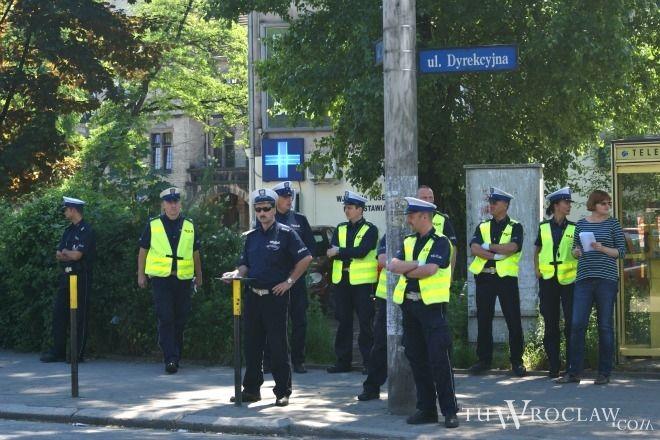 Wrocławscy i dolnośląscy policjanci mogą zaliczyć miniony rok do udanych