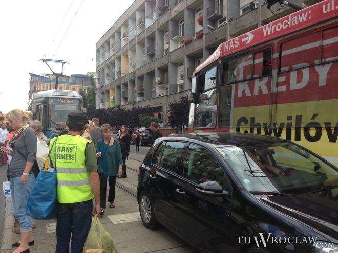Na szczęście remont nie wpłynie na kursowanie tramwajów