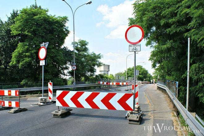 Kandydatka PiS na prezydenta Wrocławia zapowiada pilną przebudowę wiaduktu na ulicy Chociebuskiej