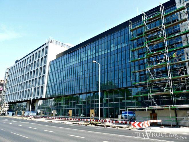 Echo Investment wybudowało u nas m.in. biurowiec Aquarius Business House