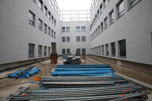 Coraz bliżej końca budowy Nowego Szpitala Wojewódzkiego we Wrocławiu