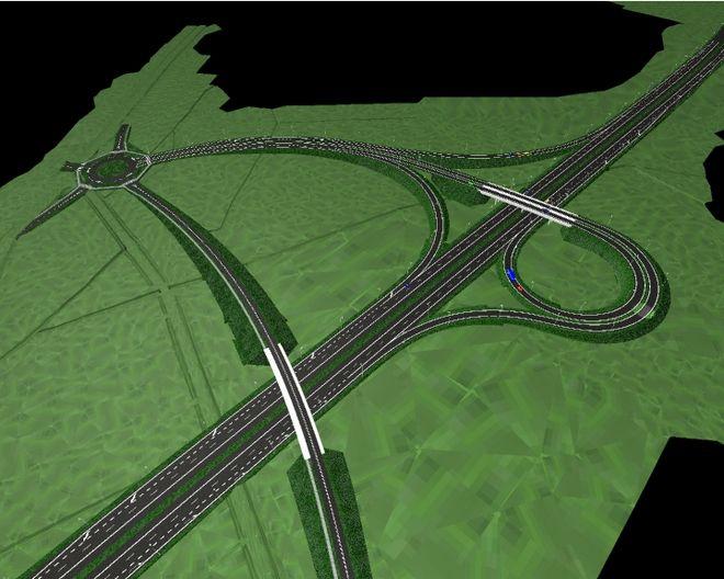 Budowa dolnośląskiego odcinka drogi ekspresowej S5 powinna ruszyć w przyszłym roku