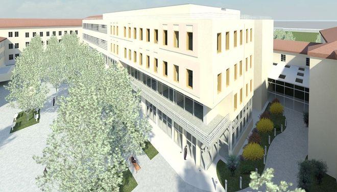 Nowy budynek szpitala ma być gotowy do końca 2016 roku