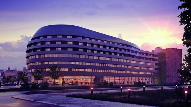 Jesienią wreszcie ruszyła zapowiadana od lat inwestycja, czyli kompleks OVO przy Podwalu
