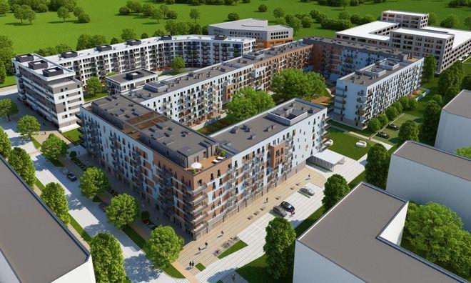 Vantage Development, który stawia m.in. Promenady Wrocławskie, to jeden z najlepiej radzących sobie na giełdzie deweloperów