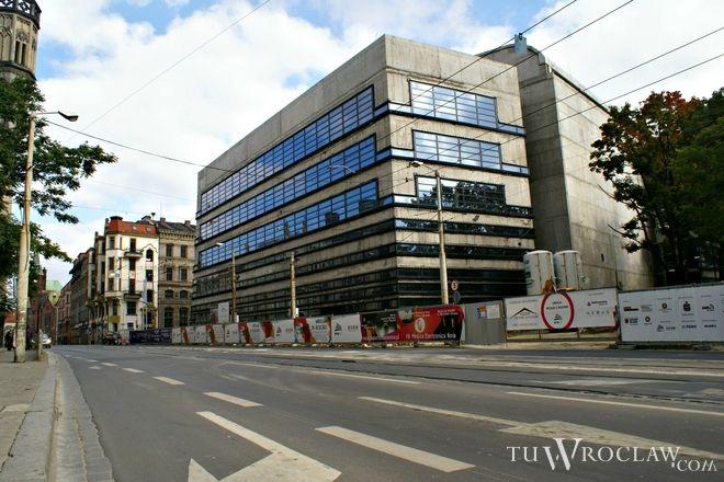 Ulica Krupnicza mocno się zmieni wraz z oddaniem Narodowego Forum Muzyki