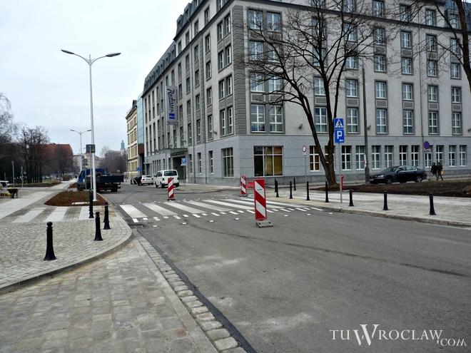 Start zaplanowano w rejonie ulicy Purkyniego