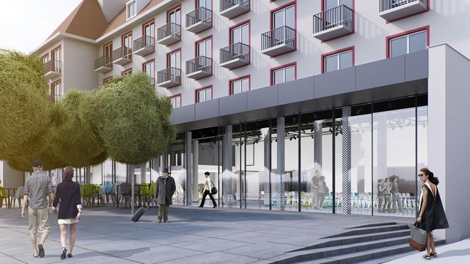 Tak będzie wyglądać siedziba ESK 2016 przy ulicy Świdnickiej