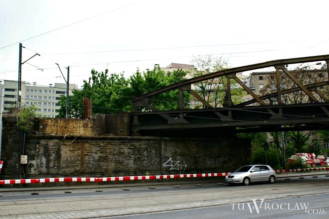 W poniedziałek 15 września rusza kolejny etap przebudowy wiaduktu nad ulicą Grabiszyńską