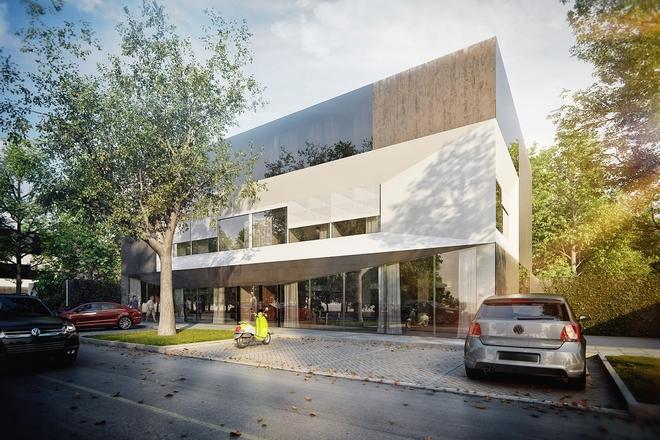 We wrocławskiej pracowni KMA powstał gotowy projekt kooperatywy mieszkaniowej