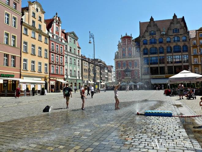 - Wrocław nie powinien spotykać się tylko w Rynku - pisze mieszkaniec Tarnogaju