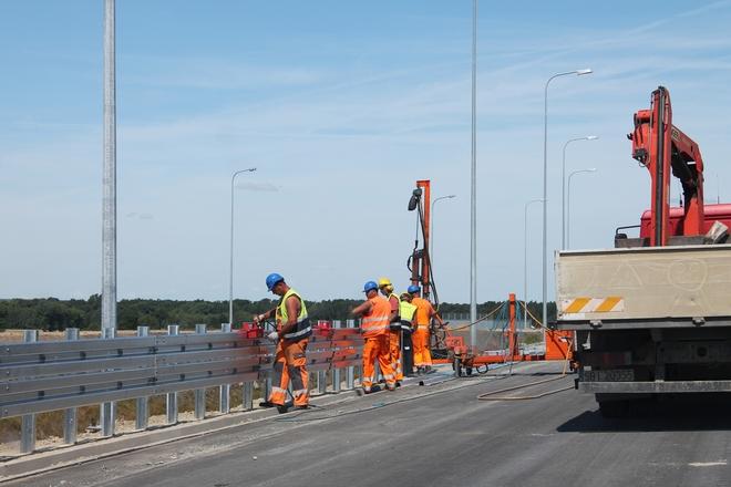Drogowcy zbudują kolejne fragmenty drogi ekspresowej z Wrocławia nad morze