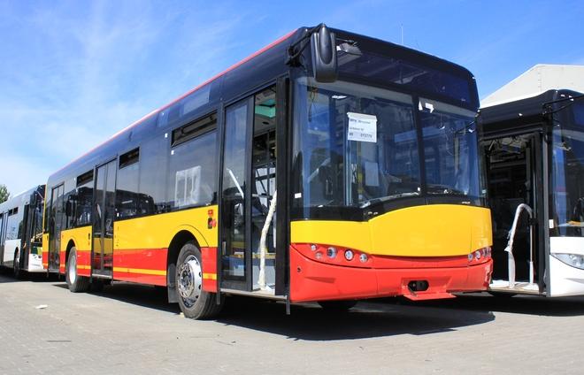 Pierwsze Solarisy wydzierżawione przez MPK pojawią się w piątek na wrocławskich ulicach