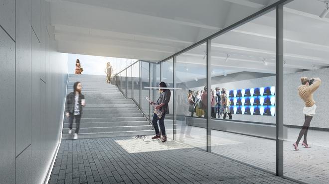 Pierwotnie zapowiadano, że w przejściu Świdnickim powstanie galeria sztuki. Koncepcja się zmieniła - będzie tam księgarnia