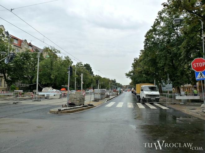 W sobotę na ulicę Curie-Skłodowskiej wrócił ruch