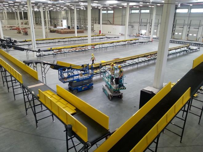 Otwarcie podwrocławskich centrów firmy Amazon odbędzie się 28 października