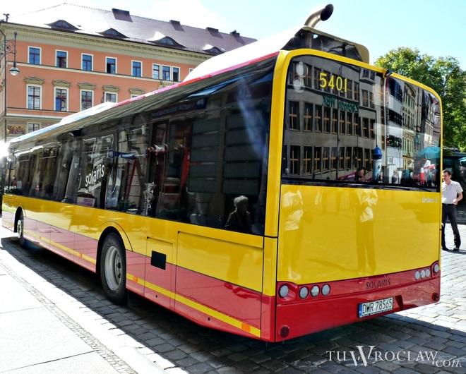 Autobus MPK Wrocław