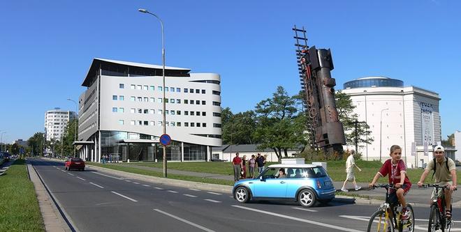 Przy placu Strzegomskim ma stanąć taki obiekt hotelowo usługowy