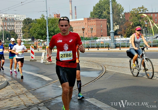 Zsotań maratończykiem