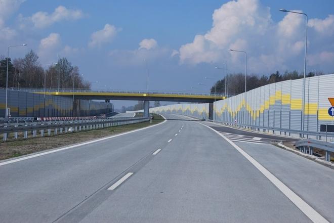 Cała droga ekspresowa S8 w województwie łódzkim jest już gotowa