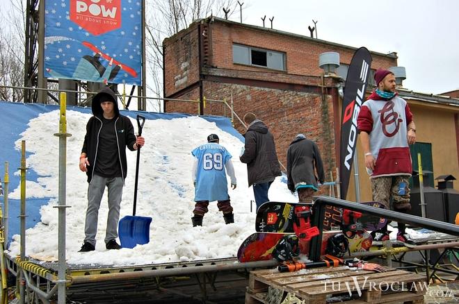Zimowe szaleństwo w Browarze Mieszczańskim