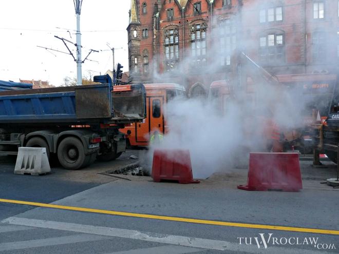 Sieć ciepłownicza we Wrocławiu jest stale rozbudowywana