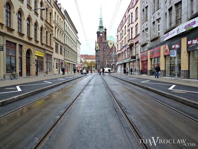Przebudowa ulicy Krupniczej dobiegła końca