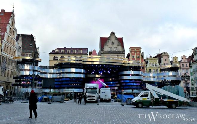 Na scenie w Rynku zagrają w sylwestrową noc polskie i zagraniczne gwiazdy