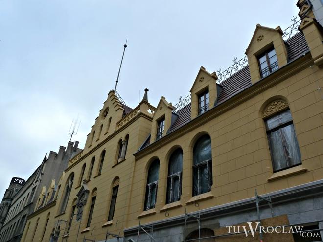 Dobiega końca renowacja Pałacu Ballestremów przy ul. Włodkowica