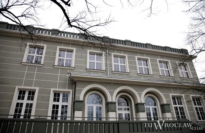 Dobiegł końca remont budynku H-14 Politechniki Wrocławskiej