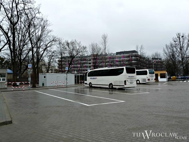 Autobusy będą odjeżdżać z dworca tymczasowego