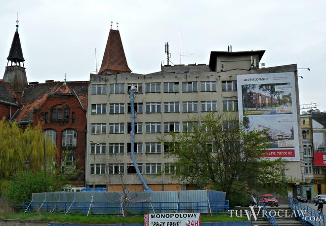 Do i2 Development należy m.in. dawny szpital przy placu Jana Pawła II. Powstaną tam mieszkania i biura