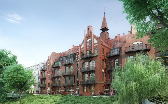 W ceglanym budynku powstaną mieszkania w stylu loftowym
