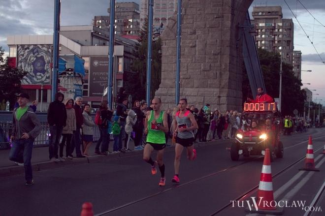 W sobotę 20 czerwca we Wrocławiu odbył się kolejny nocny półmaraton