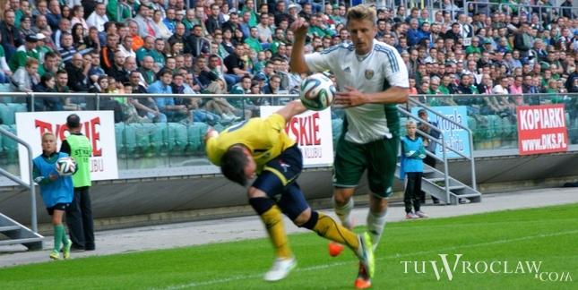 Walka, walka i jeszcze raz walka - Śląsk musi wrzucić najwyższy bieg i pokazać, że nie zasługuje na spadek z Ekstraklasy