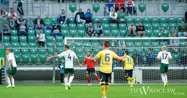 Mecz z Lechem Poznań będzie dla Śląska Wrocław trudnym wyzwaniem. Ale wrocławianie muszą wygrać, bo jeśli nie, będą już o krok od strefy spadkowej w Ekstraklasie