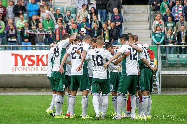 Walka w Lidze Europy już się zaczęła, teraz piłkarze Śląska Wrocław wracają do gry w Ekstraklasie. Na początek zmierzą się z Legią Warszawa