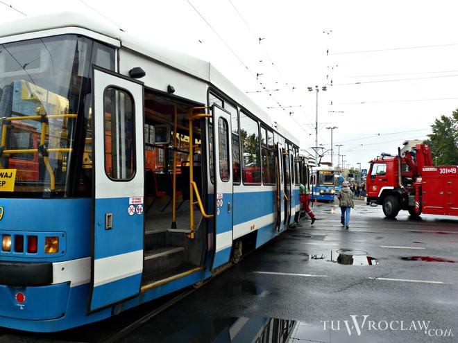 Pasażerowie MPK musieli korzystać z objazdów