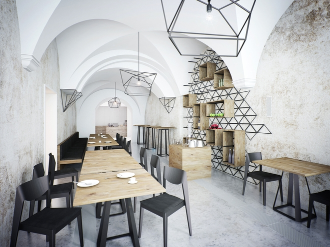W środku kamienicy powstanie m.in. restauracja