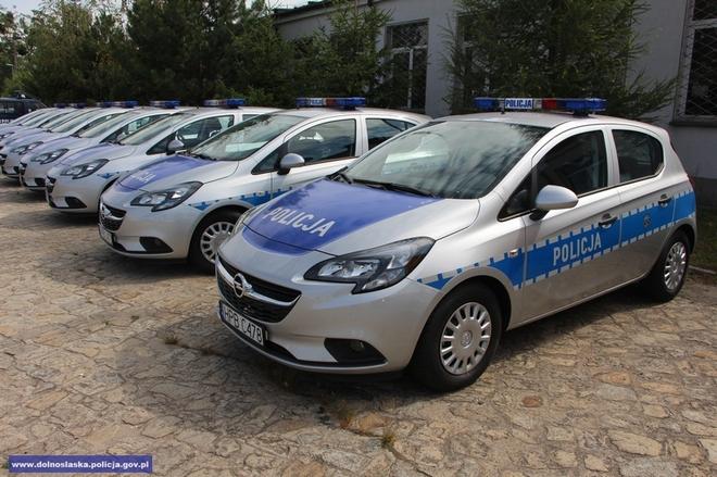 Policja dba o bezpieczeństwo w całym województwie dolnośląskim