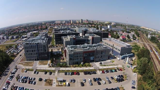 Dobiegła końca budowa kompleksu Innopolis, realizowanego przez Wrocławski Park Technologiczny