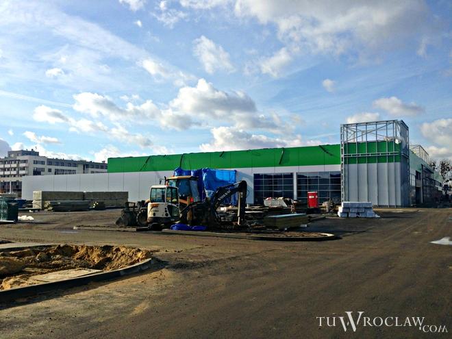 Wkrótce we Wrocławiu pojawi się nowy market budowlany Leroy Merlin. Powstaje przy ulicy Granicznej